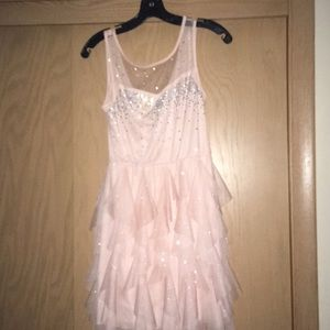 Pink Semi formal dress